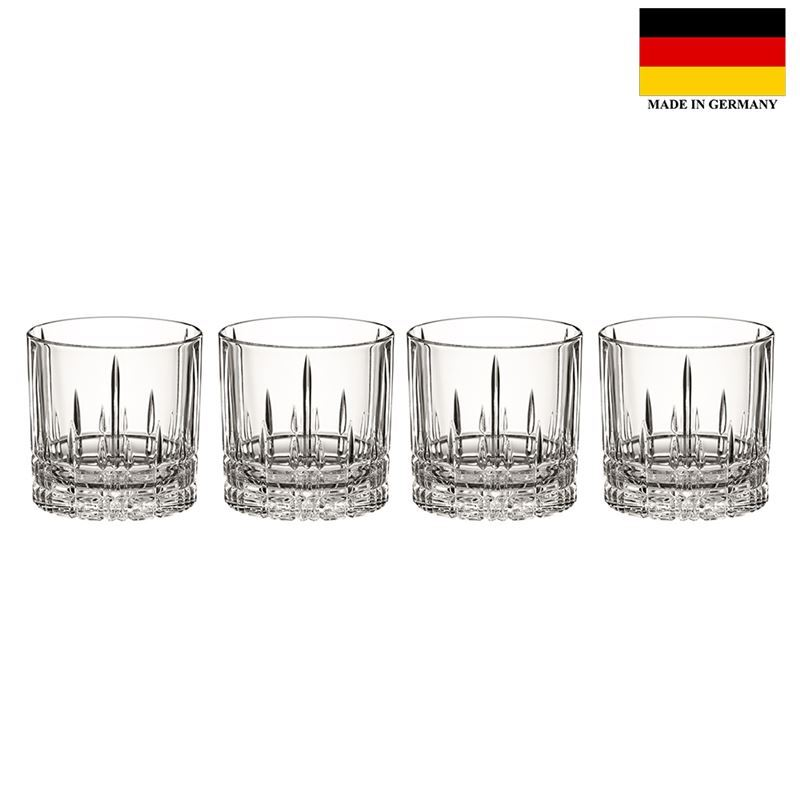Spiegelau – Perfect Serve Collection by Stephan Hinz Negroni Set of 4 (Made in Germany)