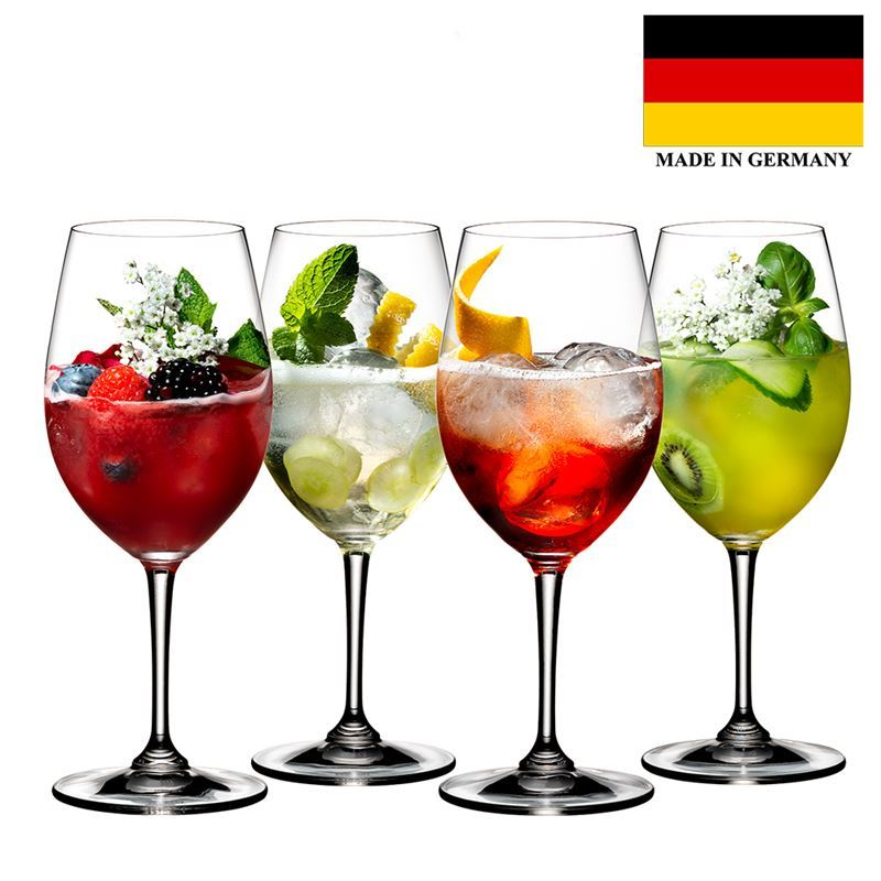 Riedel – Spritz Drinks 560ml Set of 4 (Made in Germany)