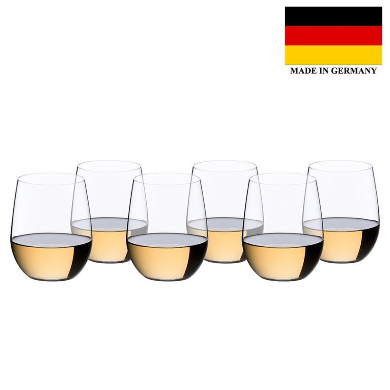 Riedel O – Voignier Chardonnay 320ml Set of 6 Anniversary 265 Years Set (Made in Germany)