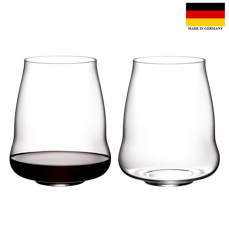 Riedel – Winewings Stemless Pinot Noir Set of 2 (Made in Germany)