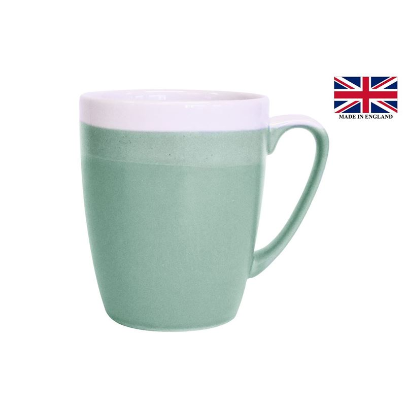 Queens by Churchill – Cosy Blends Sage Green Mug 400ml (Made in England)