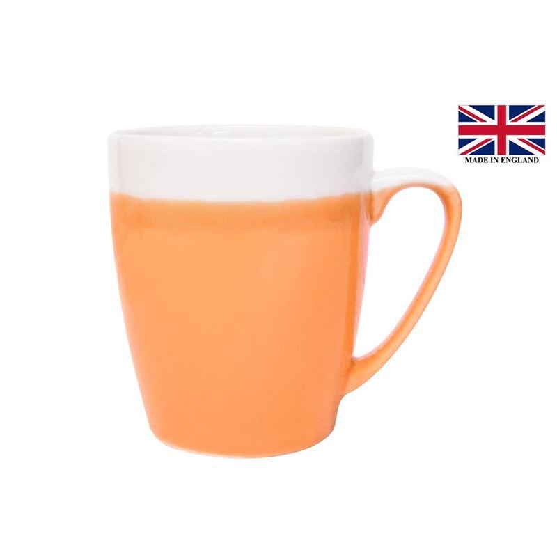 Queens by Churchill – Cosy Blends Pumpkin Mug 400ml (Made in England)
