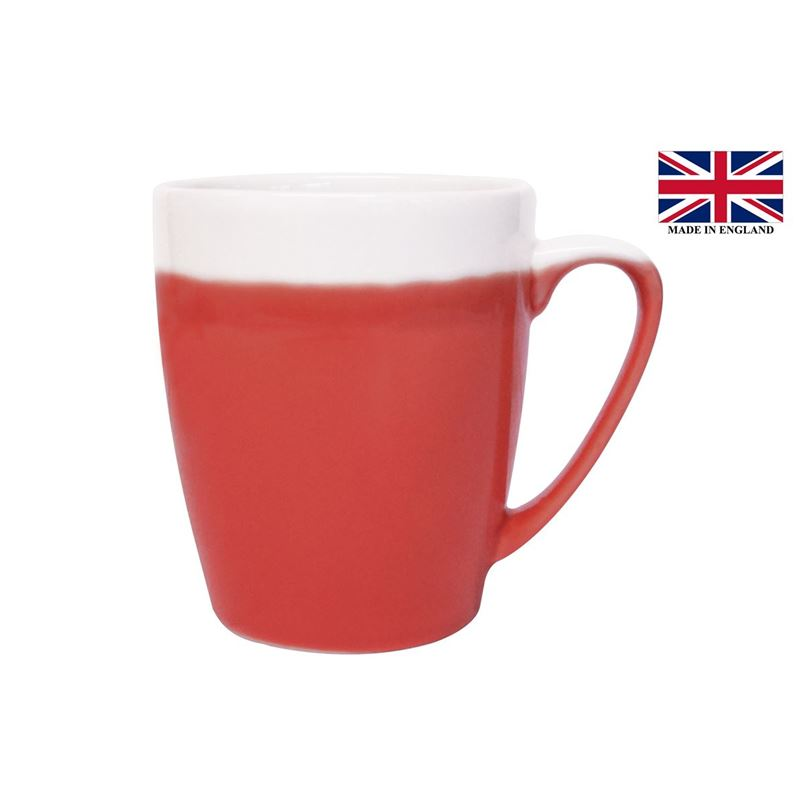 Queens by Churchill – Cosy Blends Ruby Red Mug 400ml (Made in England)