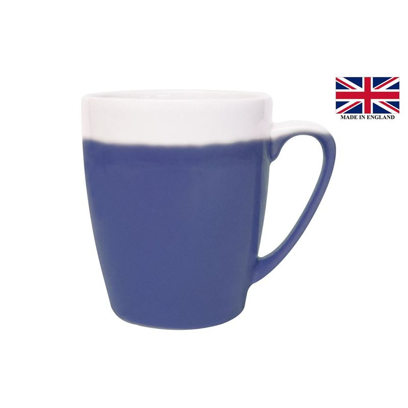 Queens by Churchill – Cosy Blends Cobalt Blue Mug 400ml (Made in England)