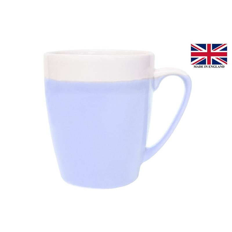 Queens by Churchill – Cosy Blends Powder Blue Mug 400ml (Made in England)