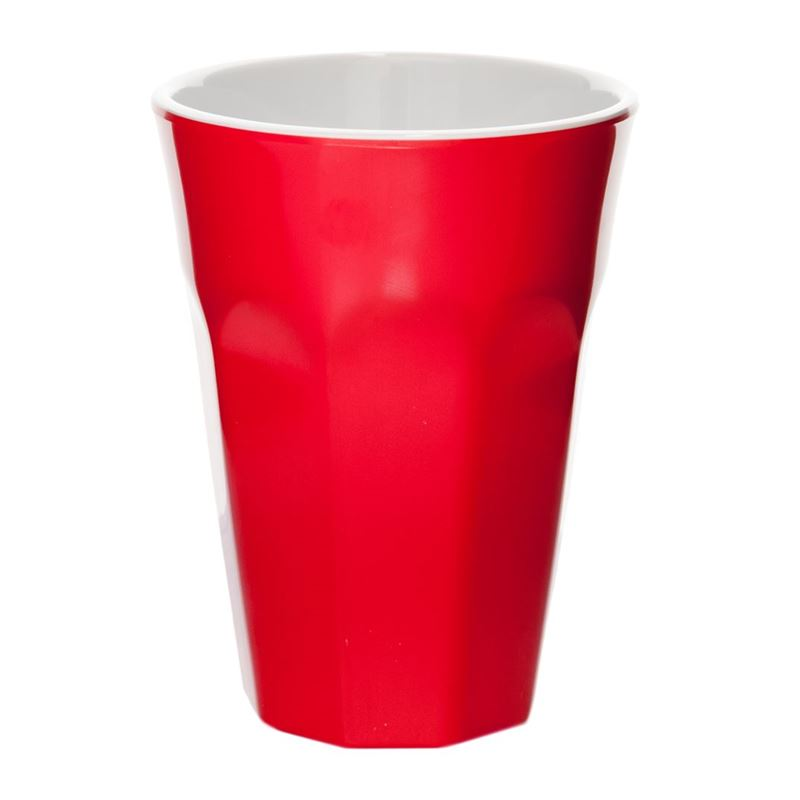 Benzer – Ice Melamine TALL Cooler 475ml Red