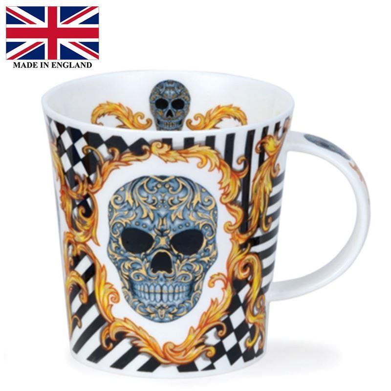 Dunoon – Lomond Bone China Mug Elysium Grey (Made in England)