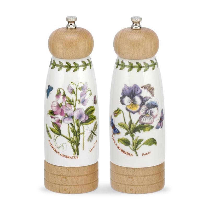 Portmeirion – Botanic Garden Salt & Pepper Mill Set