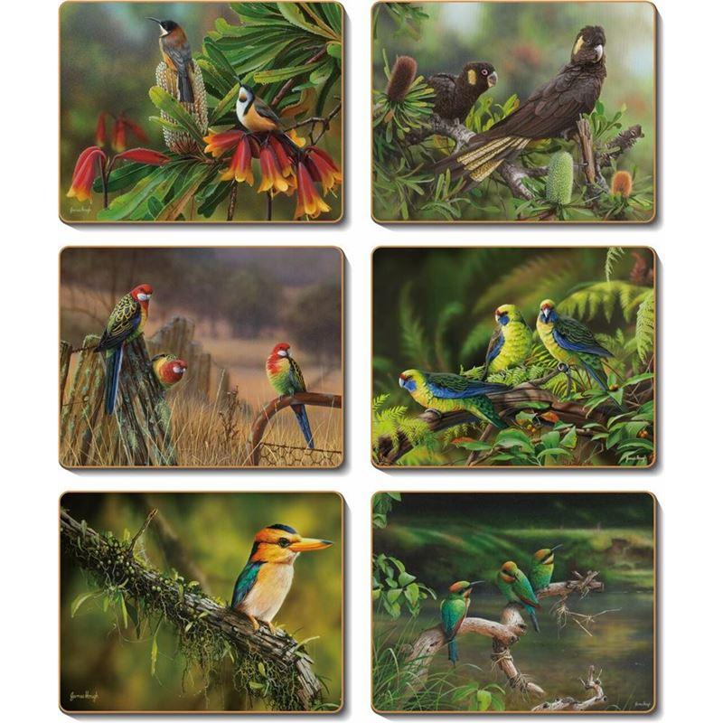 Cinnamon – Native Heritage Coasters 11×9.5cm Set of 6