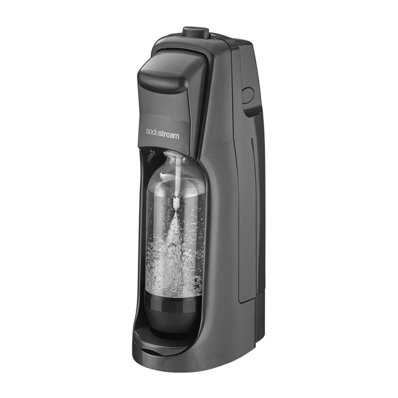 SodaStream – Jet Sparkling Water Drinks Machine Black