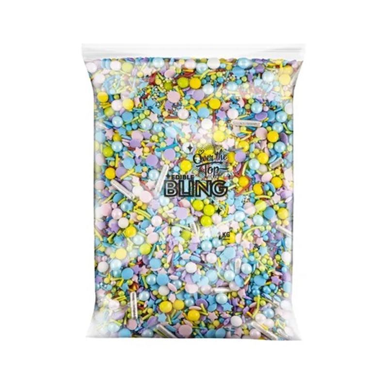 Over The Top Edible Bling Party Mix – Bulk 1kg