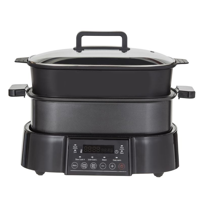 MasterPro – Electrical The Ultimate Steamer and Multi Cooker 4.9Ltr