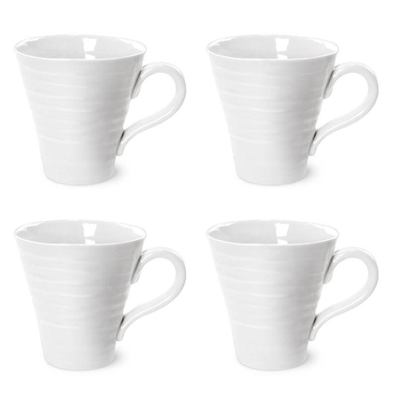 Sophie Conran for Portmeirion – Mug Ice White 350ml SET OF 4
