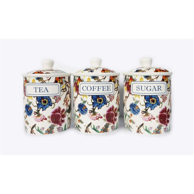Heritage – Anthina Tea, Coffee and Sugar Canisters