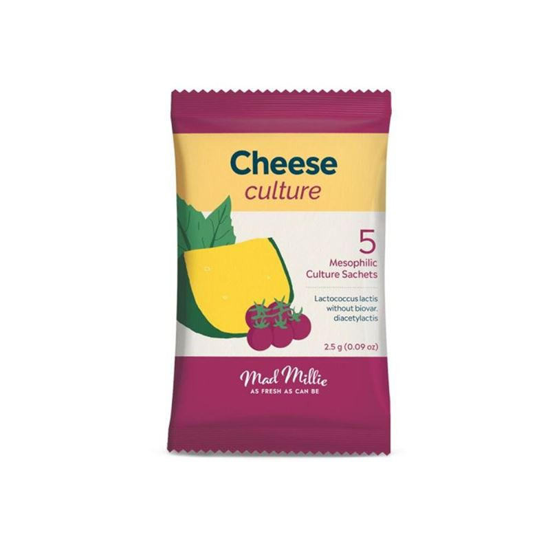 Mad Millie – Cheese Culture Pack of 5