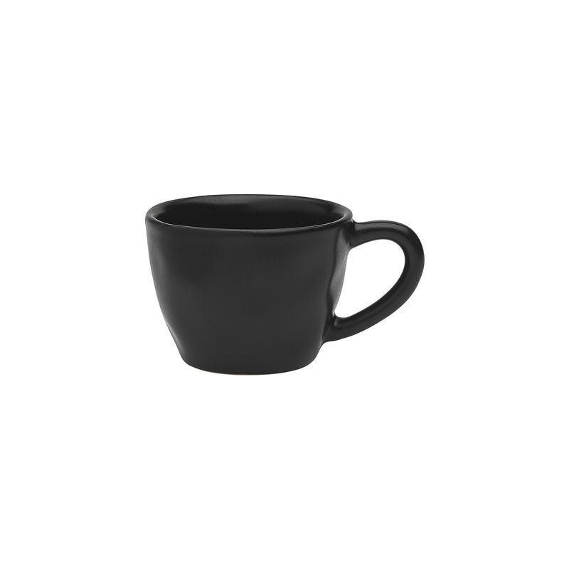 Ecology – Ebony Speckle Espresso Cup 60ml – Premium Stoneware