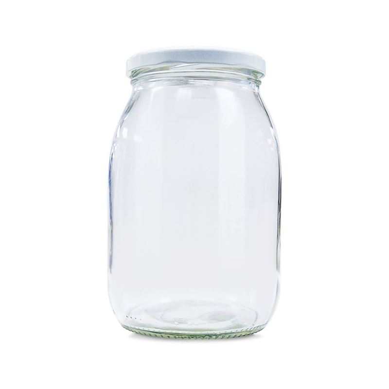 Mad Millie – Glass Jar with Lid 1Ltr
