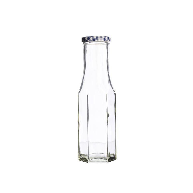 Kilner – Hexagonal Twist Top Bottle 250ml
