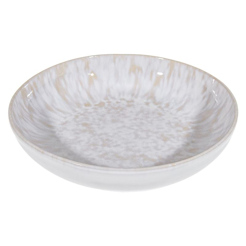 Tablekraft – Vilamoura Perola Reactive Round Bowl Flared 23cm Set of 4