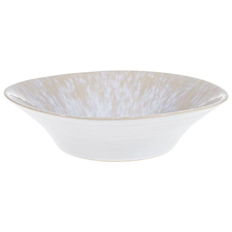 Tablekraft – Vilamoura Perola Reactive Deep Bowl 30cm