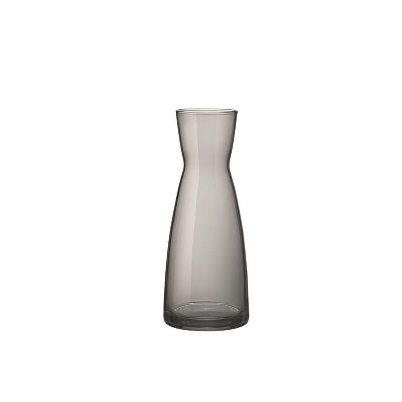 Bormioli Rocco – Ypsilon Carafe Smoke Grey 550ml (Made in Italy)