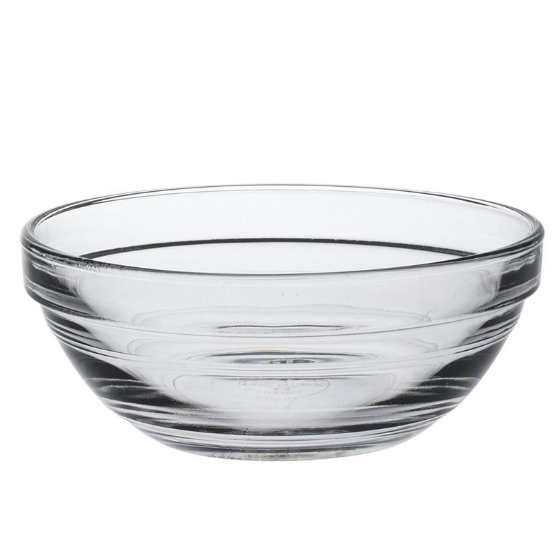 Duralex – Lys Tempered Glass Stackable Bowl 10.5cm 200ml (Made in France)