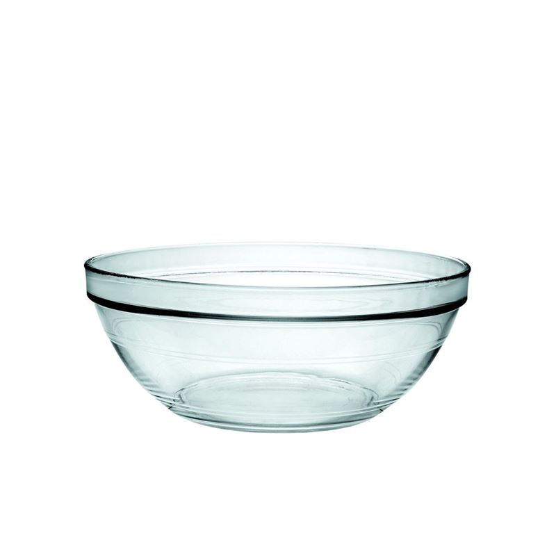Duralex – Lys Tempered Glass Stackable Bowl 12cm 310ml (Made in France)