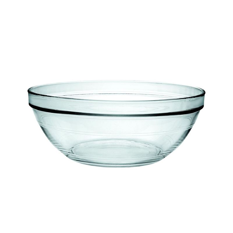 Duralex – Lys Tempered Glass Stackable Bowl 14cm 500ml (Made in France)