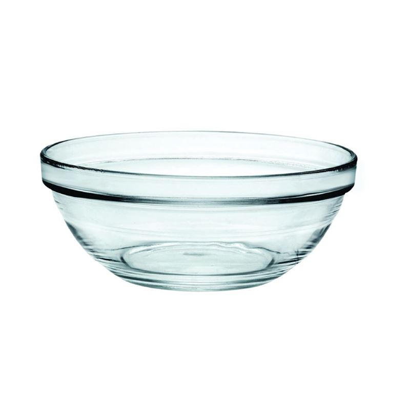 Duralex – Lys Tempered Glass Stackable Bowl 17cm 920ml (Made in France)