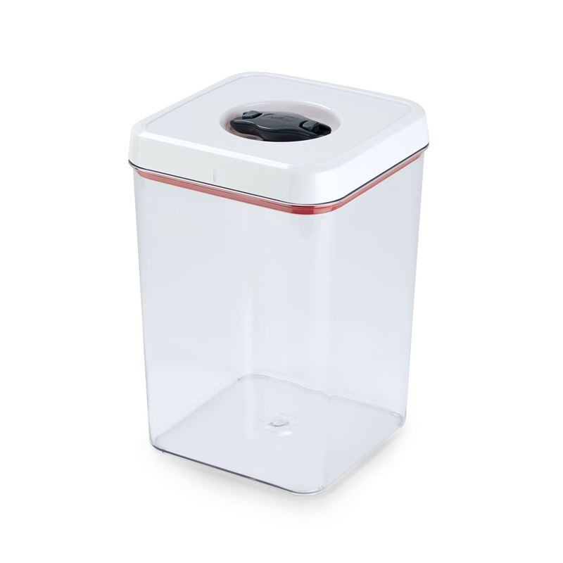 Zyliss – Twist & Seal Large Square Storage Container 4Ltr