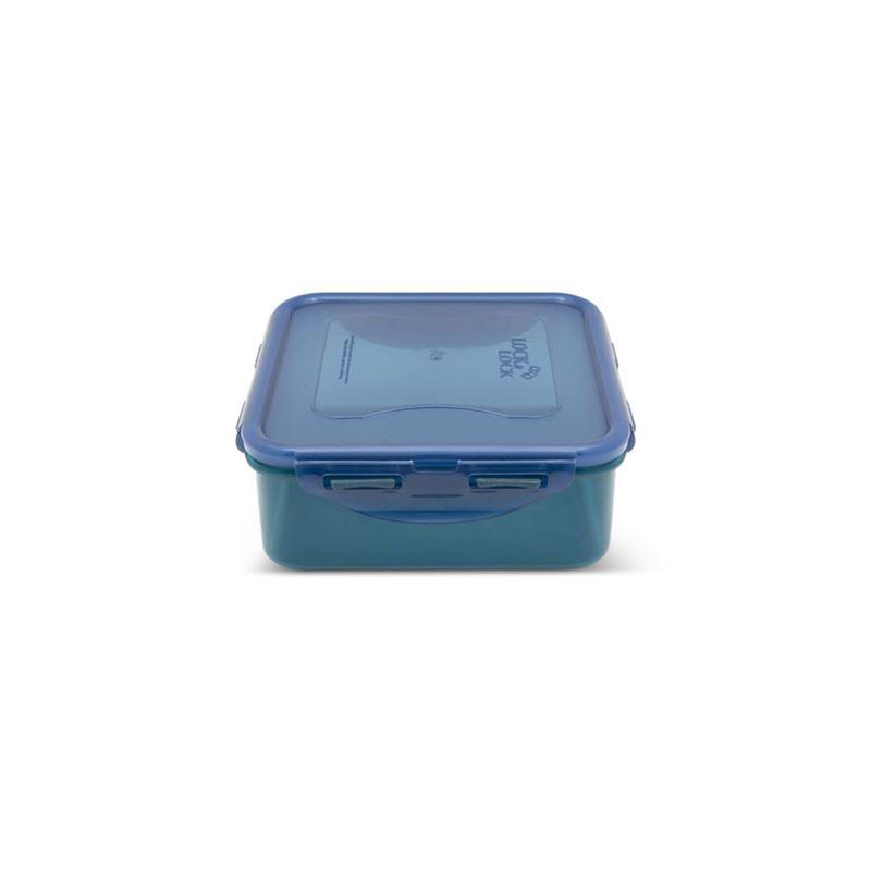 Lock & Lock – Eco Range Square Short Container 870ml