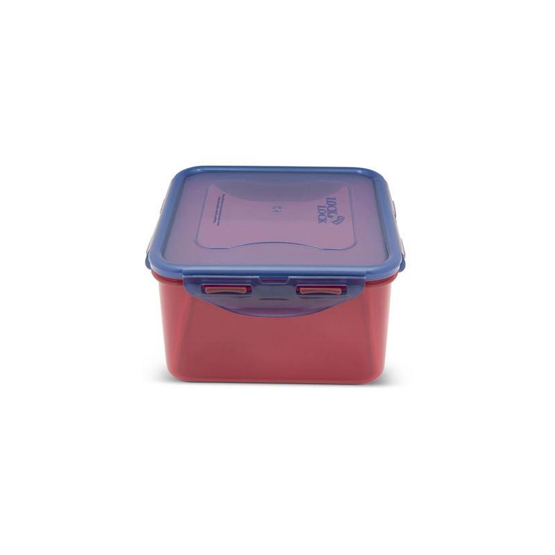 Lock & Lock – Eco Range Square Short Container 1.2Ltr