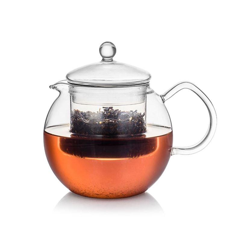 Beleaf – Glass Tea Pot with Glass Infuser 1.3Ltr
