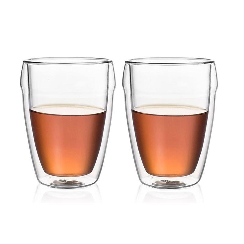 Beleaf – Double Wall Glass 350ml Set of 2