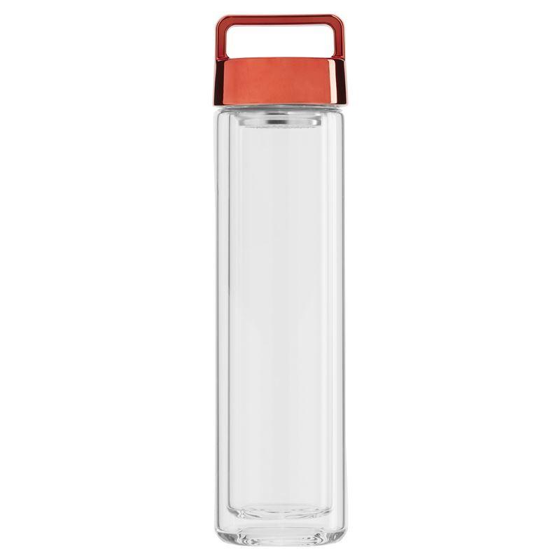 Beleaf – Double Wall Glass Bottle  Jet Wildfire 460ml