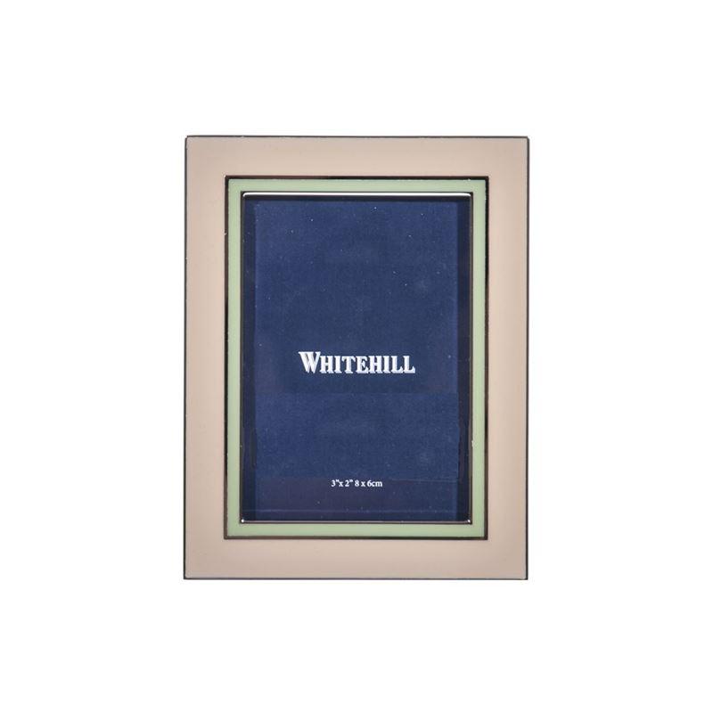 Whitehill – Georgie Enamel Photo Frame 6x9cm