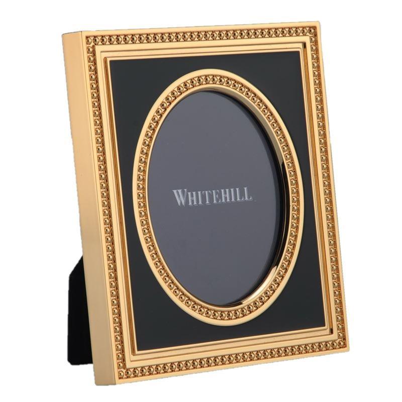 Whitehill – Empire Black/Gold Photo Frame 7×5.5cm