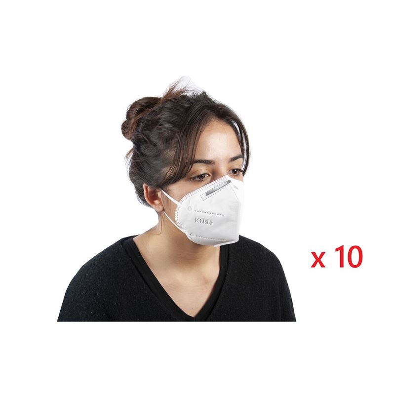 KN95 4 Layer Mask – Non Medical Bundle Pack of 10