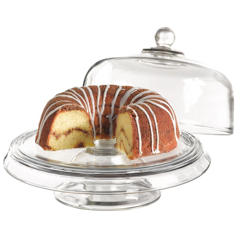 Anchor Hocking – Presence 4-in1 Cake Set 28cm (Made in the U.S.A)