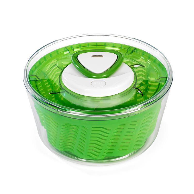 Zyliss – Easy Spin SmallSalad Spinner Green 20cm