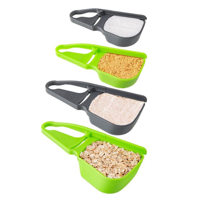 Progressive – Measuring Cups with Leveller Set of 4