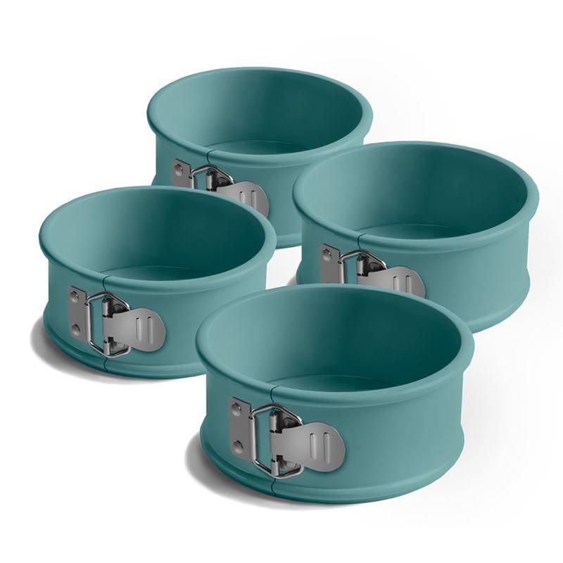 Jamie Oliver – Non-Stick Mini Round Springform Cake Pan 10cm Set of 4