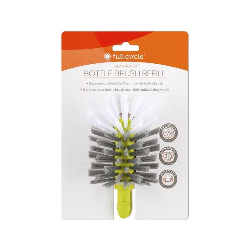 Full Circle – Clean Reach Bottle Brush REFILL HEAD