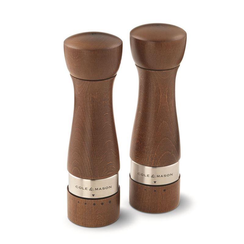Cole & Mason – Melbury Salt and Pepper Mill Gift Set