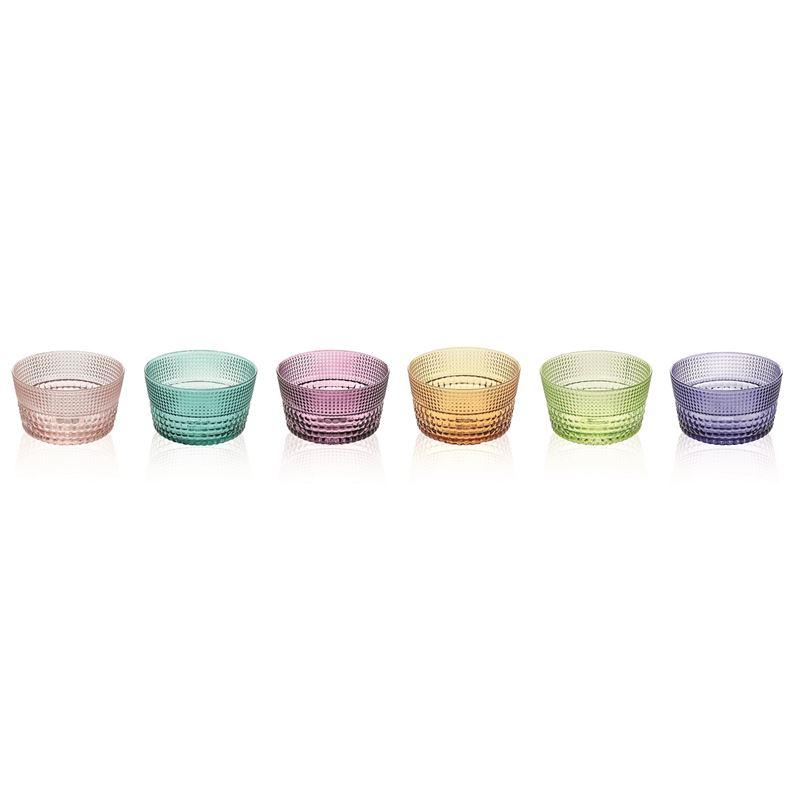 IVV – Speedy Coloured Bowl 380ml Set of 6