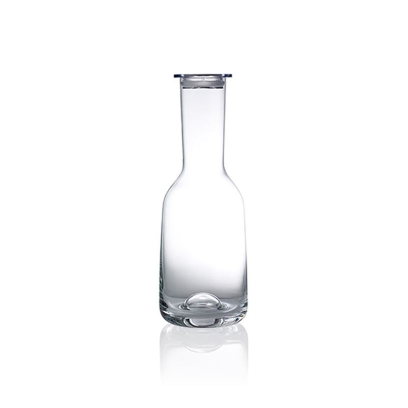 IVV – Acquacheta Clear Glass Carafe with Stopper 1Ltr