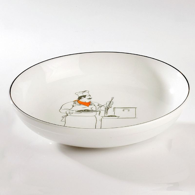 Noritake – Le Restaurant by EPOCH Pasta Serving Bowl 30cm