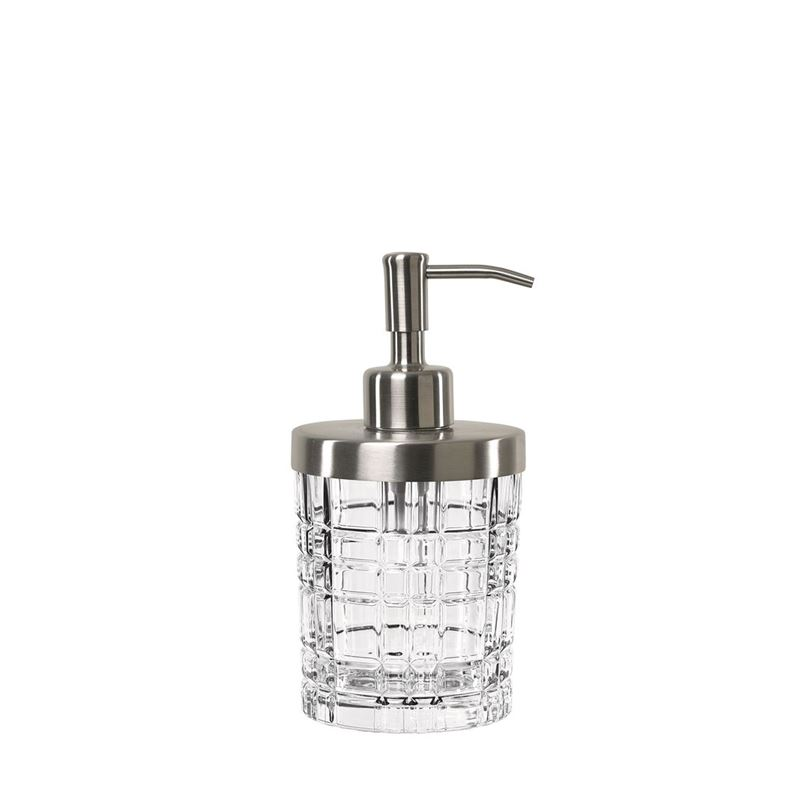 Nachtmann Crystal – Square Spa Dispenser (Made in Germany)