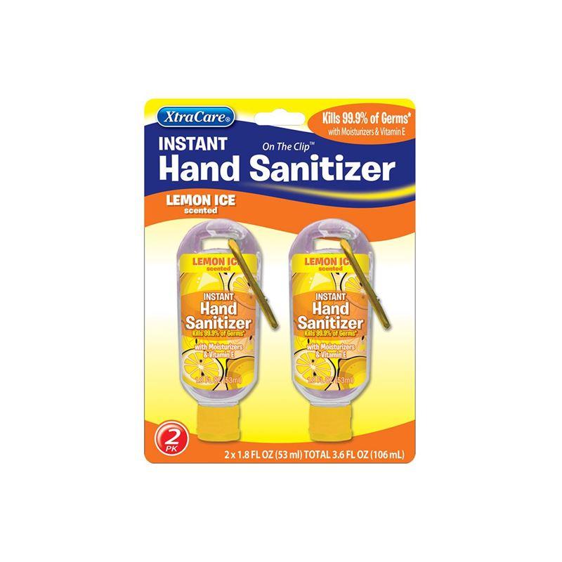 XtraCare – Hand Sanitiser Set Lemon 53ml Pack of 2