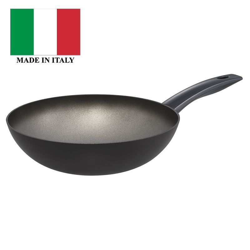 Essteele – Per Natura Plant Based Non-Stick 28cm Open Stirfry (Made in Italy)